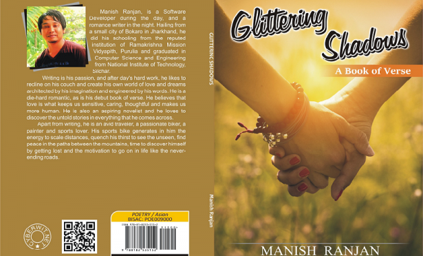 Official Trailer: Glittering Shadows (Book)- Poetry by Manish Ranjan